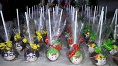 Pop Cake Turma do chaves by Angel Artes e Festas. Veja mais em nossa página www.facebook.com/angelartes
