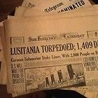 40++ Newspaper Lot : Lusitania,1912 Elections, 1914 Panama Canal,1906 Food - $40., 1914, Canal1906, Elections, Food, Lusitania1912, Newspaper, PANAMA