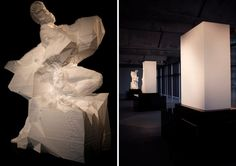 Chiseled Digital Sculptures Harken Back To Michelangelo [Video] - PSFK
