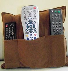 I wanted to make something for my husband for Father's Day that was from the kids but also something he can use. He likes only utilitarian g. Remote Control Holder, Anniversary Gifts, Fathers Day, How To Look Better, Husband, Night, Kids, Birthday Presents, Young Children