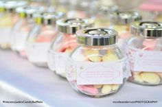 FAVORS Made By PRINCESS JADES CANDY BUFFETS!
