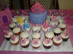 Princess 1st birthday
