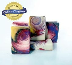 Birth of the Universe soap by Vera Lede
