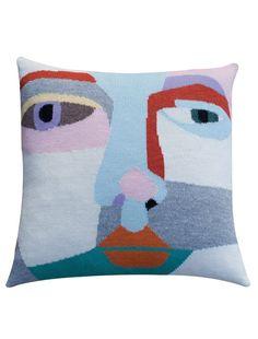 Face it pillow case  via  http://www.buisjesenbeugels.nl/brands-1/luckyboysunday/faceit-pillowcase.html