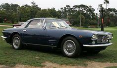 1962 Maserati 5000 GT Coupe Allemano