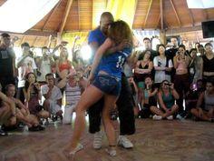 Gilson and Natasha Zouk Demo @ Bergs Congress 2011!Pure Love...(Arash)*