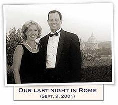 """Todd Beamer- 32,  was an account manager with Oracle. He was on United flight# 93.  Todd was the father of two boys and his wife, Lisa was pregnant at the time of his death, giving birth 4 months later.He played baseball at Fresno State before transferring to Wheaton Collage where he met Lisa. He was talking with an operator for the last 13 minutes of the flight. His final last words were """"Let's roll"""" #Project2996 See a P2996 tribute at: http://www.petsgardenblog.com/sept-112009todd-beamer/"""