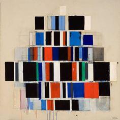 Large Rectangles Large, 1964-65  Robert Goodnough (American, b. 1917)
