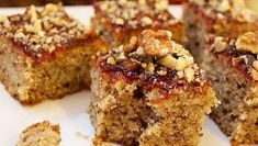 Cake Recipes, Dessert Recipes, Vegan Cake, Banana Bread, Deserts, Food And Drink, Ice Cream, Cooking, Smoothie