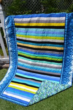 Hey, I found this really awesome Etsy listing at https://www.etsy.com/listing/281731804/handmade-modern-quilt-abstract-mid