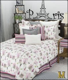 Paris Decor For Bedroom Mural Ideas Nygeekcast