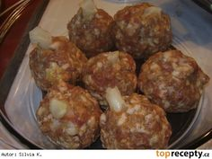 Karfiol v kabátiku Ethnic Recipes, Food, Meal, Essen, Hoods, Meals, Eten