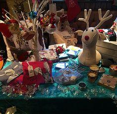 Christmas farmers market! Festive glories