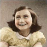 Anne Frank Color Animation by Color-Her-World.deviantart.com on @deviantART