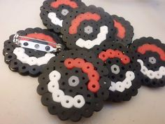 Pokemon Pokeball Pins Party Favors Handmade One of A Kind | eBay