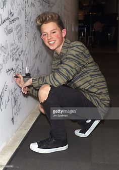 Singer Jacob Sartorius attends the Build series to discuss 'The Last Text World Tour' at AOL HQ on January 10, 2017 in New York City.