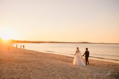 Real Wedding - Carli & Carlo - Sunshine Coast Brides Magazine - Photography by Studio Impressions Sunshine Coast, Studio, Real Weddings, Wedding Day, Wedding Photography, Bride, Beach, Water, Outdoor