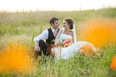 East Tennessee Country Wedding