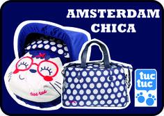 Conoce la nueva colección de Tuc Tuc: Amsterdam Cats.  http://cktiendaonline.es/bebe/amsterdam-cats-tuc-tuc