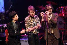 Beck , Alex Kapranos , Jarvis Cocker