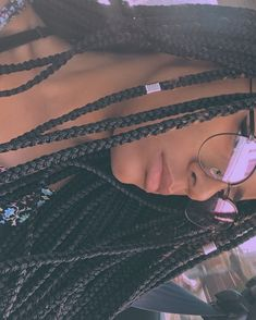 10 Braided Hairstyles Using Braided Hairstyles Ideas Afro Braids, African Braids, Box Braids Hairstyles, Protective Hairstyles, Hair Inspo, Hair Inspiration, Curly Hair Styles, Natural Hair Styles, Pelo Afro