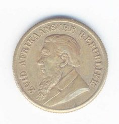 1896 Paul Kruger imitation sovereign Rare Coins, Personalized Items, Antiques, Stop It, Antiquities, Antique, Old Stuff