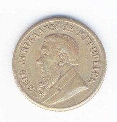 1896 Paul Kruger imitation sovereign