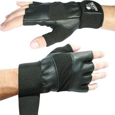 Nordic Weightlifting Workout Gloves