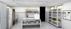 Barkeria - cozinha de fábrica