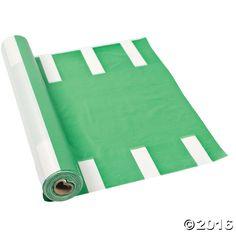 Football Field Tablecloth Roll