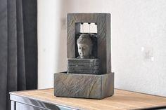 Fontaine zen Bouddha cascade Heddo Taki in Maison, Décoration intérieure…