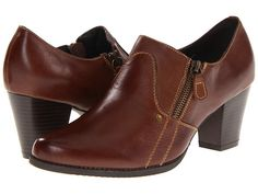 Spring Step Wyette Brown Leather - Zappos.com Free Shipping BOTH Ways