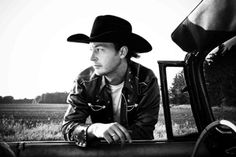 Paul Brandt - seen him twice. Oh and I have a shirt with this picture on it that he signed when I met him :)
