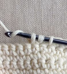 Single Crochet Decrease | The Purl Bee