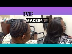 Hair Extension Makeover #1 | Los Angeles Hair Salon | Stylist Lee - YouTube