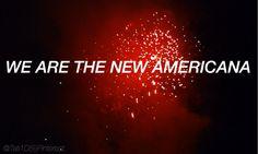 Halsey // new americana • (by @Tati1D5)  my pic btw