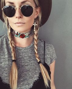 Timeless determined boho chic home inspirations Purchase Style Hippie Chic, Gypsy Style, Boho Chic, Bohemian Style, Womens Fashion Online, Latest Fashion For Women, Coachella, Look Festival, Festival Hats