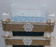 Cajas frutas decorada para mesa chuches MANUALIDADES