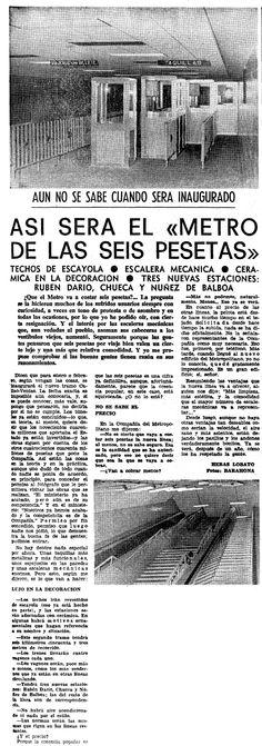 Diario Madrid 17 Oct. 1969