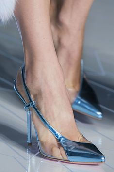 Atelier Versace Spring 2014 - Details
