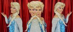 Frozen - Andrea Tatata - Elsa - Livre Estou - Cante e se Encante