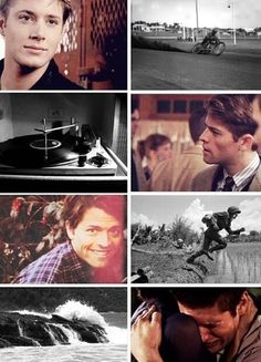 Twist and Shout. It's trying to brainwash me, I KNOW I'd be just like the last pic of Dean after Reading it