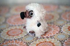 amazingly cute craft by: http://da-bu-di-bu-da.deviantart.com/art/baby-dodo-bird-450423118
