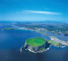 Jeju Adası - Güney Kore