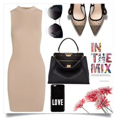 """Bez naslova #4"" by loveart5 ❤ liked on Polyvore featuring Tart, Fendi and Givenchy"