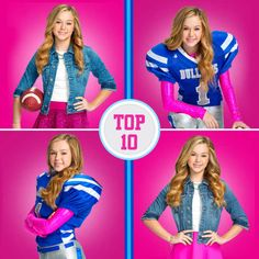 Bella and The Bulldogs: Bella's Top 10!