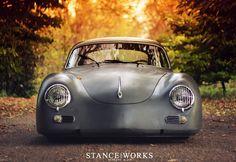 1958 Porsche 356 Coupé by Stance
