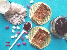weil manchmal möchte man sich ein Stück Kuchen gönnen – Aber pass auf, für diesen Protein KäseKuchen braucht man viel Geduld, #weil 90 min lang backen! Waffles, Pancakes, French Toast, Breakfast, Food, Piece Of Cakes, Bakken, Protein Cheesecake, Patience