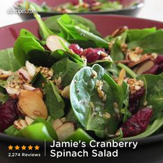 """""""Absolutely delicious! I cut the sugar down to one tablespoon, and it was fine!"""" —LORNA H 