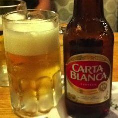 Mexico - Carta Blanca